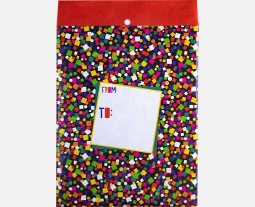 Mailing Envelope Medium - Party Popper Party Popper