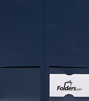 Mini Folders - Standard Two Pocket