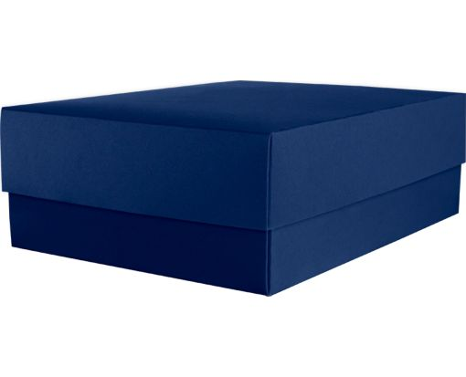 Medium Gift Boxes (5 5/8 x 7 11/16 x 2 1/2) Navy