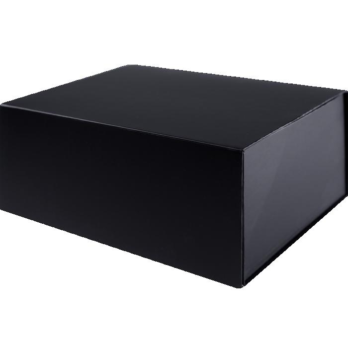 Medium Gift Boxes w/ Magnet Black