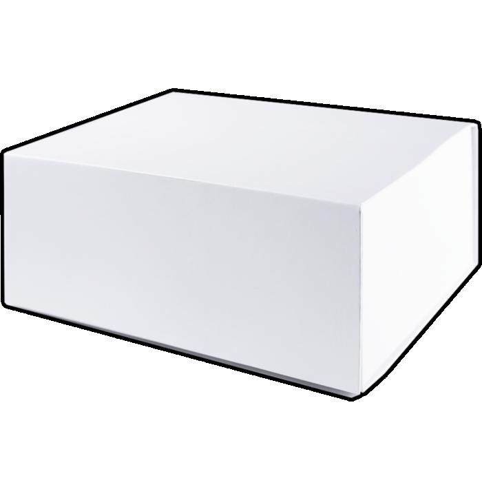Medium Gift Boxes w/ Magnet White