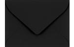 #17 Mini Envelopes Midnight Black