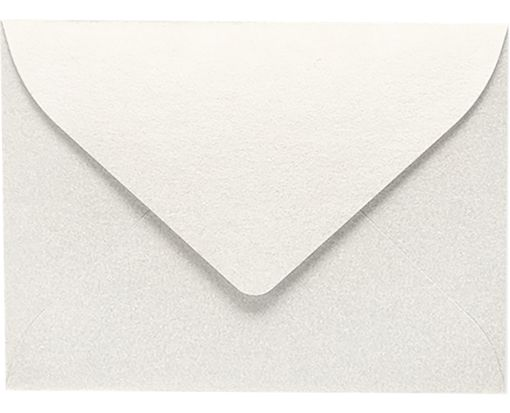#17 Mini Envelopes (2 11/16 x 3 11/16) Quartz Metallic