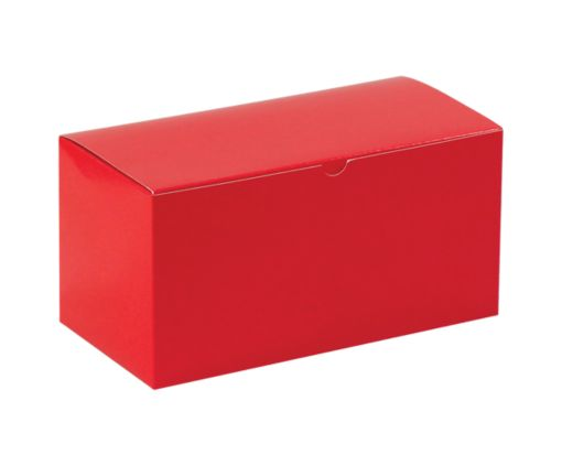 Gift Boxes Holiday Red