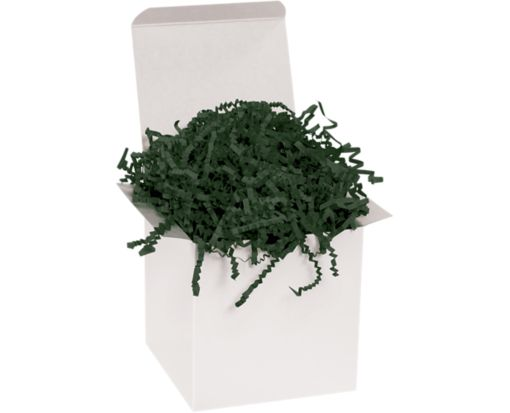 Crinkle Paper Dark Green