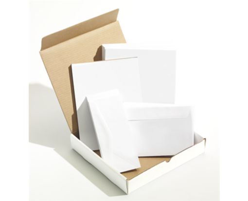 Business Envelopes and Stationery Set 24lb. White
