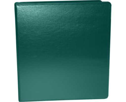 "1"" Earth Friendly View Binders Forest Green"