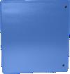 "1"" Earth Friendly View Binders Hawaiian Blue"