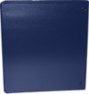 "1"" Earth Friendly View Binders Navy"