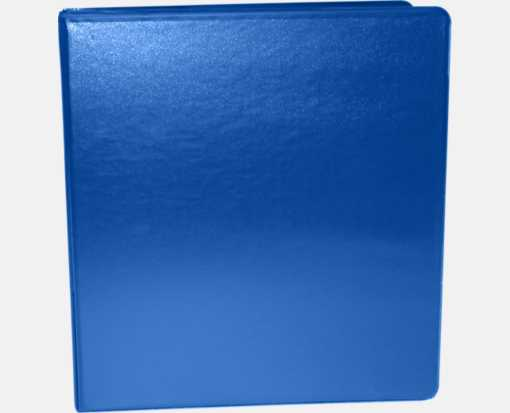 "1 1/2"" Earth Friendly View Binders Royal Blue"