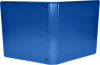 "1 1/2"" Earth Friendly View Binders Royal Blue"