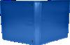 "2"" Earth Friendly View Binders Royal Blue"
