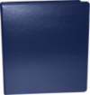 "3"" Earth Friendly View Binders Navy"