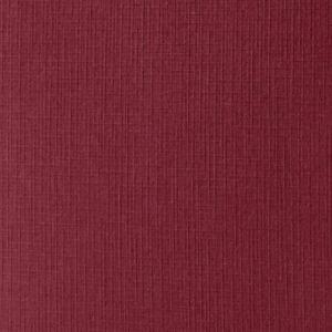Burgundy Linen - Gold Foil Flourish 110lb.