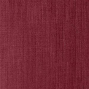 Burgundy Linen - Silver Foil Flourish 100lb.