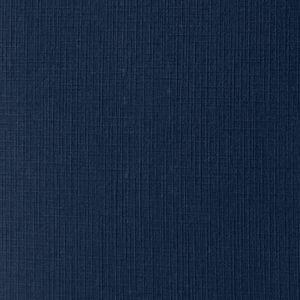 Dark Blue Linen w/ Gold Foil 100lb. Linen