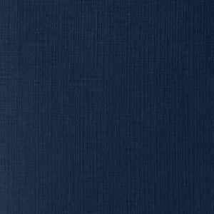 Dark Blue Linen w/ Silver Foil 100lb. Linen