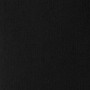 Deep Black Linen w/ Gold Foil  100lb. Linen