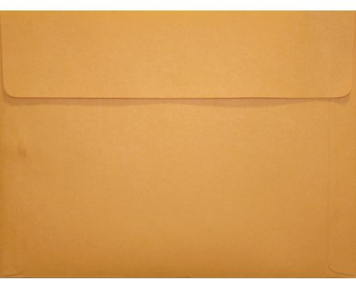 9 x 12 Document Envelopes 40lb. Brown Kraft