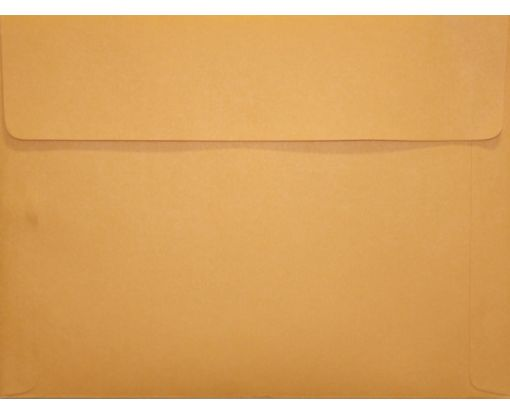 10 x 13 Document Envelopes 40lb. Brown Kraft