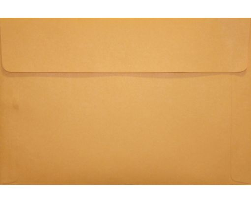 10 x 15 Document Envelopes 40lb. Brown Kraft