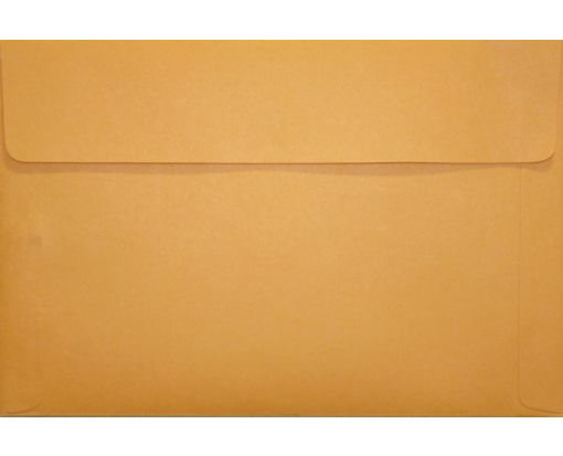 12 x 18 Document Envelopes 40lb. Brown Kraft