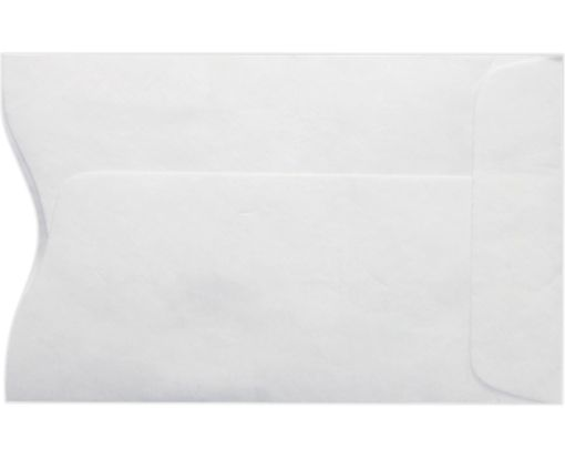 Credit Card Sleeve (2 1/4 x 3 1/2) 14lb. Tyvek