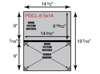 PDCL-8.5x14