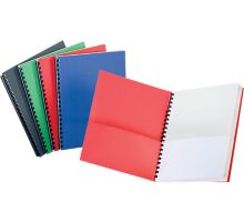 Oxford 8 Pocket Folders