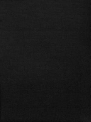 9 x 12 Presentation Folders - Standard Two Pocket w/ Front Cover Window Black Linen