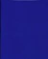 9 x 12 Presentation Poly Folders w/ Brads Deep Blue