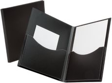 Oxford Double Stuff Poly Folders