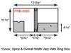 Paper Binder - 3 Ring w/ Disc Sleeve