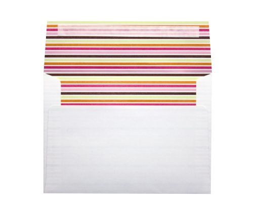 A7 Printeriors (5 1/4 x 7 1/4) Fruity Stripes