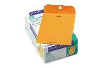 6 1/2 x 9 1/2 Clasp Envelopes 28lb. Brown Kraft