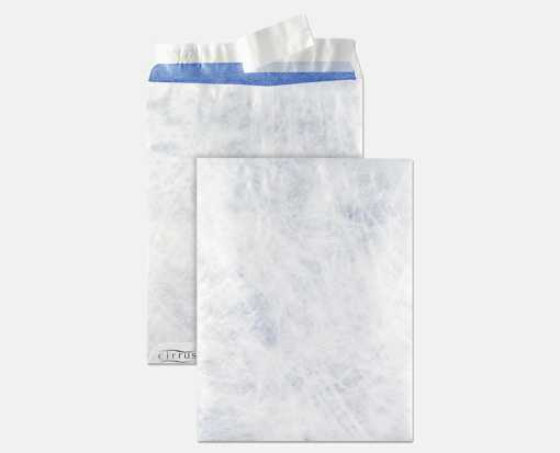 10 x 13 Open End Envelopes 11lb. Tyvek w/ Security Tint