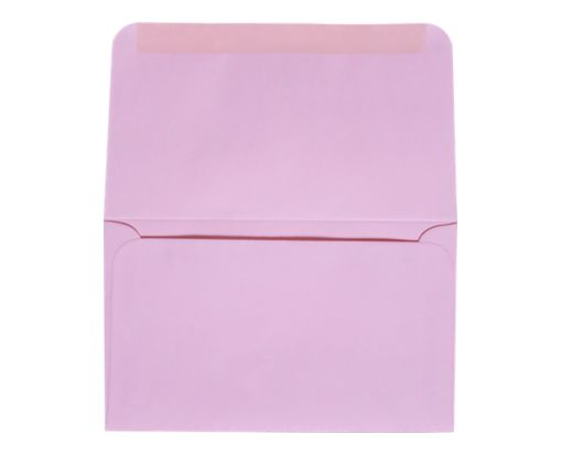 6 3/4 Remittance Envelopes (3 5/8 x 6 1/2) Pastel Pink