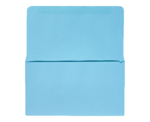 6 3/4 Remittance Envelopes (3 5/8 x 6 1/2) Pastel Blue