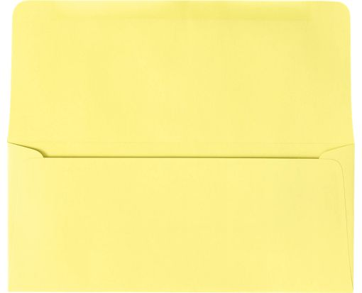 #9 Remittance Envelopes (3 7/8 x 8 7/8 Closed) Pastel Canary