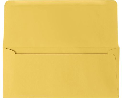 #9 Remittance Envelopes (3 7/8 x 8 7/8 Closed) Goldenrod