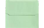 #9 Remittance Envelopes Pastel Green