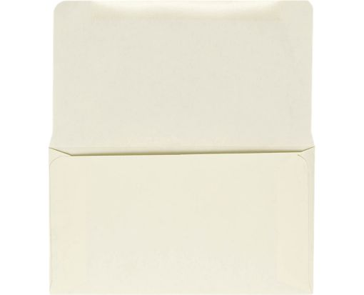 6 1/4 Remittance Envelopes (3 1/2 x 6 Closed) Cream