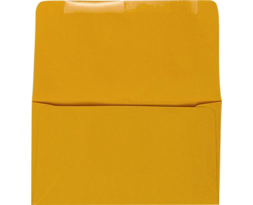 6 1/4 Remittance Envelopes (3 1/2 x 6 Closed) Goldenrod