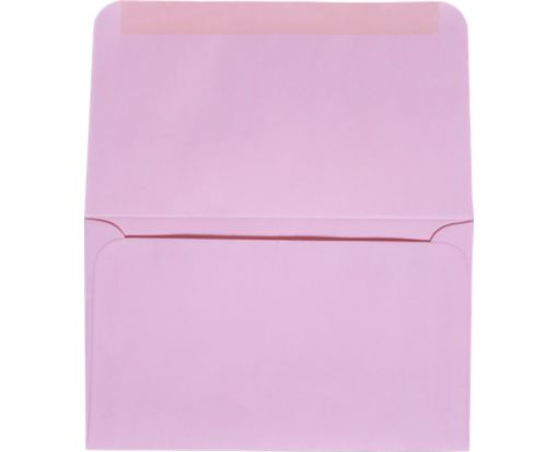 6 1/4 Remittance Envelopes (3 1/2 x 6 Closed) Pastel Pink