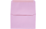 6 1/4 Remittance Envelopes Pastel Pink