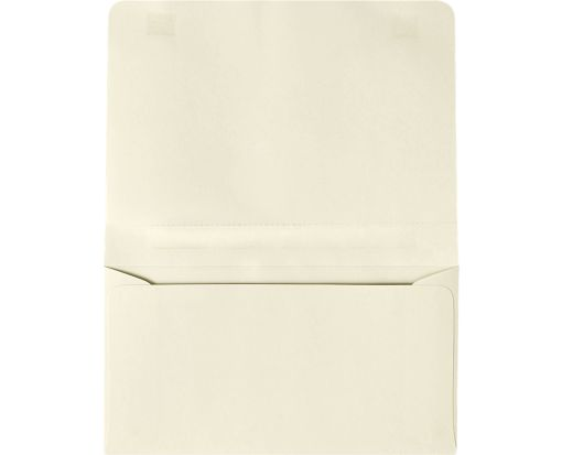 #6 2-Way Envelopes (4 1/4 x 6 1/2 Closed) Cream