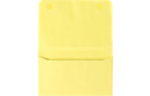 #6 2-Way Envelopes Pastel Canary