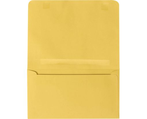 #6 2-Way Envelopes (4 1/4 x 6 1/2 Closed) Goldenrod