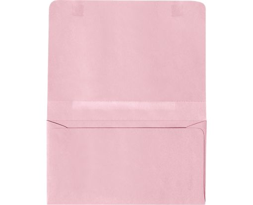 #6 2-Way Envelopes (4 1/4 x 6 1/2 Closed) Pastel Pink