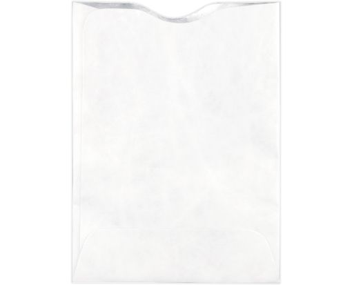 RFID Blocking Passport Sleeves (3 7/8 x 5 1/8) 18lb. Tyvek